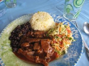 Almuerzo por Don Miguel