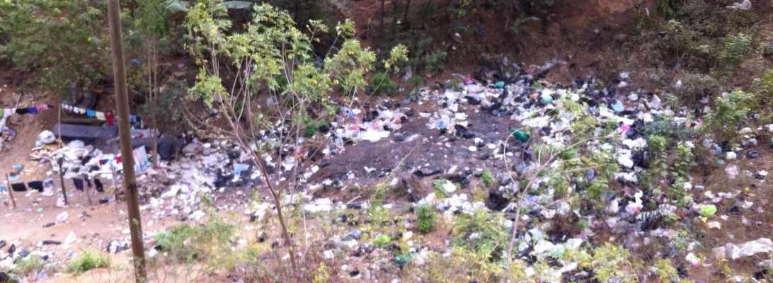 garbage dump guatemala